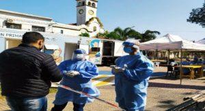 102 muertes por Covid en la provincia, 2 de Monte Vera y 1 de Laguna Paiva