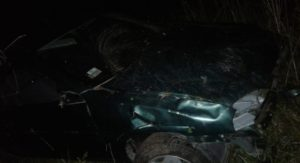 Nelson: dos heridos en accidente de transito
