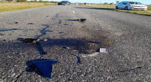Constituyentes: grave accidente con heridos de Laguna Paiva