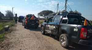 Nelson: dos hombres detenidos con droga en zona de Manucho
