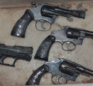 Santa Fe: ANMaC secuestró más de 1200 armas y casi 600 mil municiones
